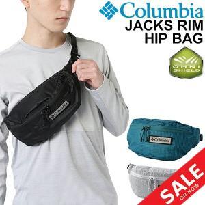 ウエストバッグ ウエストポーチ メンズ レディース コロンビア Columbia ジャックスリムヒップバッグ 2.5L/アウトドア キャンプ フェス/PU8178|apworld