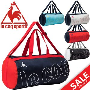 ルコック(le coq sportif)から、コンパクトボストンバッグです。  定番のコンパクトシリ...