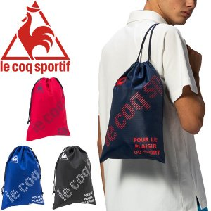 マルチパック Sサイズ 巾着タイプ ルコック le coq sportif スポーツバッグ メンズ レディース キッズ/着替え/QMAPJA31|apworld