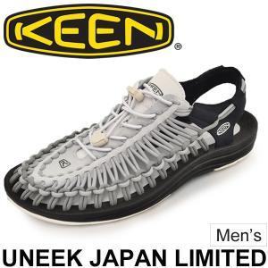 サンダル キーン メンズ KEEN UNEEK JPAN LIMITED 日本限定カラー アウトドアシューズ オープンエアスニーカー 男性用 靴 keen 正規品 1017207/UneekJapan|apworld