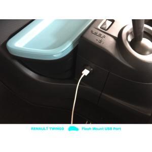 トゥインゴ USBポート(埋込タイプ) ●APK-TWG-USB|apy