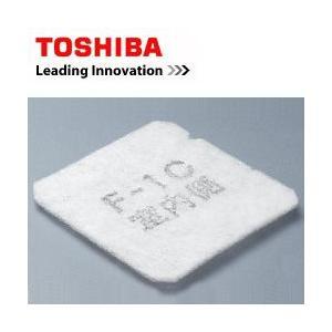 東芝(TOSHIBA) 換気扇 交換用外気清浄フィルター F-1C 1枚入り aq-planet