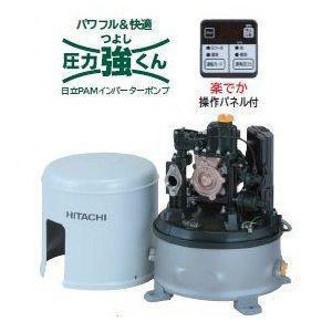 日立(HITACHI) 浅井戸用[自動]ポンプ WT-K200W PAMインバーターポンプ 三相200V 50/60Hz共用|aq-planet