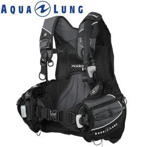 ダイビング BCD AQUALUNG アクアラング アクシオム 重器材 BC|aqrosnetshop