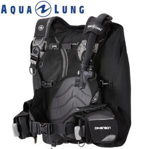 ダイビング BCD AQUALUNG アクアラング ディメンション 重器材 BC|aqrosnetshop