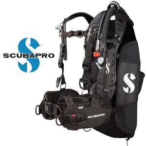 ダイビング BCD 重器材 SCUBAPRO スキューバプロ Sプロ HYDROS PRO バックフロート|aqrosnetshop