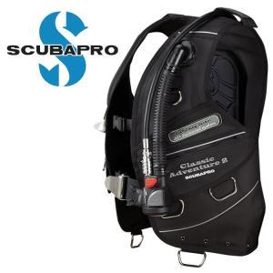 ダイビング BCD 重器材 SCUBAPRO スキューバプロ Sプロ Classic Adventure2 BPI|aqrosnetshop