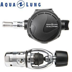 ダイビング レギュレーター AQUALUNG アクアラング カリプソクラシック 重器材|aqrosnetshop