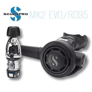 ダイビング レギュレーター 重器材 SCUBAPRO スキューバプロ Sプロ MK2Evo/R095|aqrosnetshop