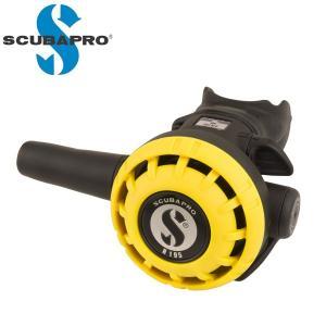 ダイビング オクトパス 重器材 SCUBAPRO スキューバプロ Sプロ R195 オクトパス|aqrosnetshop