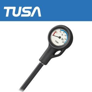 ゲージ TUSA/ツサ SCA150J 単ゲージ 重器材 ダイビング 残圧計|aqrosnetshop