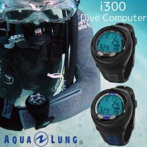 ダイブコンピューター AQUALUNG/アクアラング i300 ダイブコンピュータ aqrosnetshop