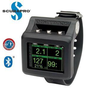 SCUBAPRO/スキューバプロ G2 w/ LED トラスミッター HRMベルト セット ダイブコンピュータ aqrosnetshop