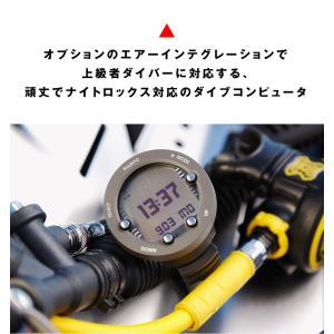 ダイブコンピューター SUUNTO スント VYPER NOVO ダイビング コンピューター 国内正規品|aqrosnetshop|02