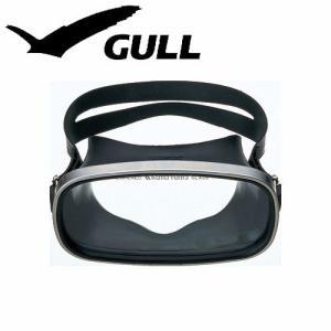 プロフェッショナルマスク GULL/ガル バサラブラック A-0102