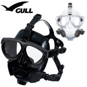 ダイビングマスク GULL/ガル GULLマンティスフルフェイス  GM-1582/GM-1584|aqrosnetshop