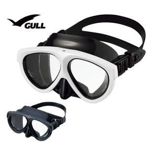ダイビングマスク GULL/ガル マンティスブラックシリコン GM-1031