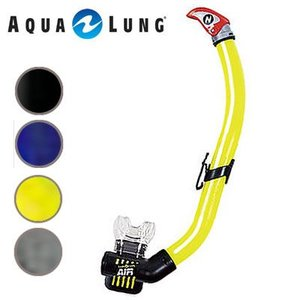 【ダイビング用スノーケル】AQUALUNG/アクアラング ドライパージ スノーケル[30205006]|aqrosnetshop