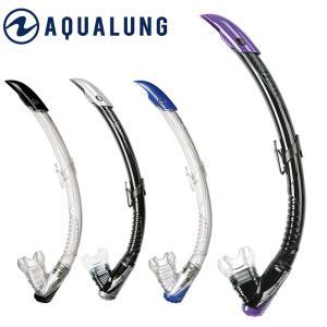 【ダイビング用スノーケル】AQUALUNG/アクアラング ゼファー スノーケル【180700〜180810】[30205010]|aqrosnetshop