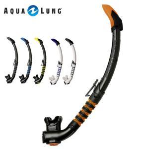ダイビング用スノーケル AQUALUNG/アクアラング アキロン パージスノーケル[30205011]|aqrosnetshop