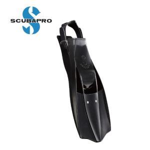 ダイビング 軽器材 フィン SCUBAPRO スキューバプロ Sプロ JET FIN REVO BK Regular|aqrosnetshop