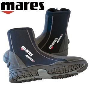 ダイビング ブーツ mares マレス ブーツ DS 軽器材|aqrosnetshop