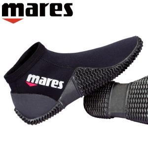 マリンシューズ ブーツ mares マレス イクエイター ブーツ 軽器材 ダイビング スキンダイビング|aqrosnetshop