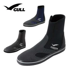 ダイビングブーツ GULL/ガル GSブーツ2 ウィメンズ ダイビング ブーツ ファスナー付|aqrosnetshop