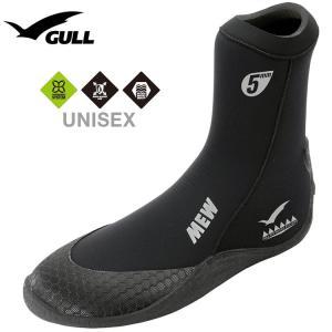 5mm ミュー ブーツII GULL/ガル GA-5622A[30409043]|aqrosnetshop