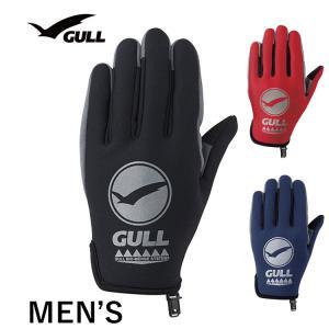 ダイビンググローブ GULL/ガル SPグローブショート2 メンズ スリーシーズングローブ ダイビング 男性用|aqrosnetshop