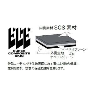 ダイビンググローブ ウィンターグローブ GULL/ガル スキンフィットグローブ GA-5580|aqrosnetshop|03