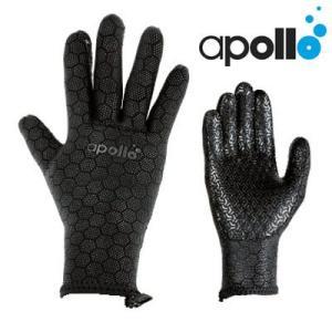apollo/アポロ ダイビング用グローブ プロフレックスグローブ[30513003]|aqrosnetshop