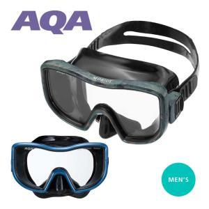 スノーケリングマスク AQA メビウスライト マスク 水中メガネ|aqrosnetshop
