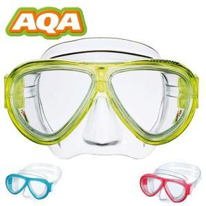 AQA スノーケリング用マスク ジュニア アネモライト KM-1107H|aqrosnetshop