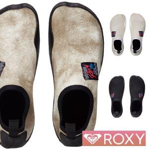 ROXY ロキシー マリンシューズ レディース ウォーターシューズ アクアシューズ 1.0 WATER SOCKS RSA202751|aqrosnetshop