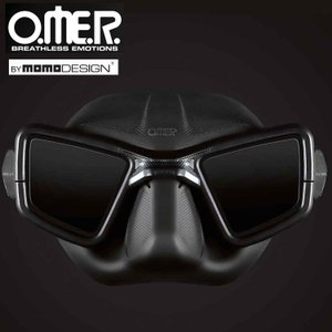フリーダイビング用マスク OMER/オマー UP-M1[351050040000] aqrosnetshop