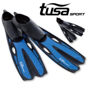 フィン tusa sport/ツサスポーツ UF0201 フィン スキンダイビング シュノーケル用 足ひれ[35303002]|aqrosnetshop