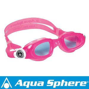 Aqua Sphere/アクアスフィア モビーキッズ ブルーレンズ ピンク[381050300000] aqrosnetshop