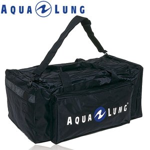 ダイビング メッシュバッグ AQUALUNG アクアラング アクアギアバッグ|aqrosnetshop