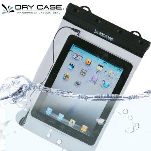 DRY CACE/ドライケース 防水ケース iPad mini Nexus7 7インチ タブレットPC タブレット向け 防水ケース  カバー 防水仕様イヤホン[403900020000]|aqrosnetshop