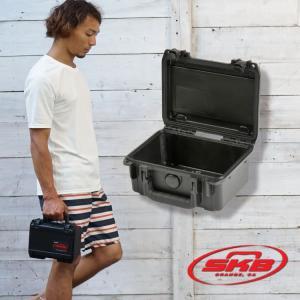 ウォータープルーフ ハードケース SKB エスケービー iSeries 0705-3 ウレタンフォーム無し 防水 防塵 耐衝撃 バッグ|aqrosnetshop