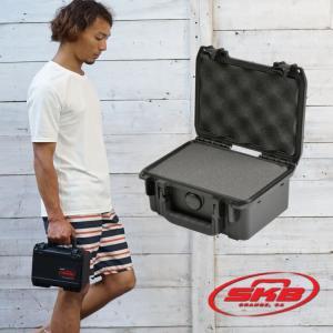 ウォータープルーフ ハードケース SKB エスケービー iSeries 0705-3 ウレタンフォーム有り 防水 防塵 耐衝撃 バッグ|aqrosnetshop