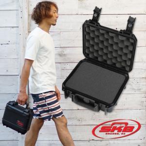 ウォータープルーフ ハードケース SKB エスケービー iSeries 0907-4 ウレタンフォーム有り 防水 防塵 耐衝撃 バッグ|aqrosnetshop