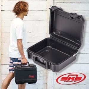 ウォータープルーフ ハードケース SKB エスケービー iSeries 1209-4 ウレタンフォーム無し 防水 防塵 耐衝撃 バッグ|aqrosnetshop