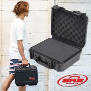 ウォータープルーフ ハードケース SKB エスケービー iSeries 1209-4 ウレタンフォーム有り 防水 防塵 耐衝撃 バッグ|aqrosnetshop