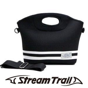 STREAMTRAIL ストリームトレイル Hand bag II neoprene|aqrosnetshop