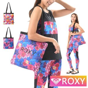 ROXY 2019年 トートバッグ M / mika ninagawa BEACH BAG RBG192006  ロキシー|aqrosnetshop