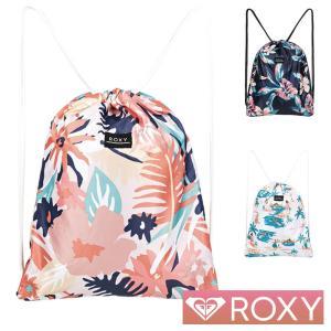 ROXY ロキシー リュック ナップザック レディース バックパック バッグ LIGHT AS A FEATHER PRINTED ERJBP04108|aqrosnetshop