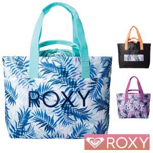 ROXY ロキシー トートバッグ レディース ショルダーバッグ ビーチバッグ VIVID DAYS RBG202310|aqrosnetshop