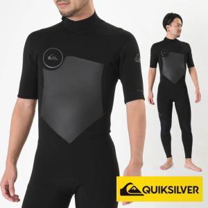 QUIKSILVER ウェットスーツ 3mm × 2mm シーガル ウエットスーツ メンズ 3/2 SYNCRO SERIES BZ SEAGULL QWT191910  クイックシルバー|aqrosnetshop